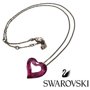 𝗦𝗪𝗔𝗥𝗢𝗩𝗦𝗞𝗜 Heart Necklace